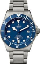 25600TB-0001   BRAND NEW TUDOR PELAGOS AUTOMATIC BLUE DIAL MEN'S DIVER WATCH