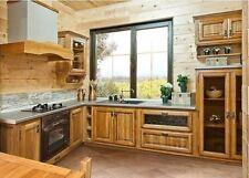 Einbaukuche Holz In L Form Kuchen Gunstig Kaufen Ebay