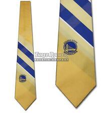 Warriors Ties FREE SHIPPING Mens Warriors Necktie Licensed Neck Tie NWT