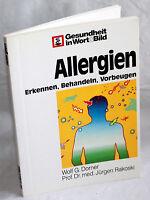 ALLERGIEN - Erkennen - Behandeln - Vorbeugen - Wolf G. Dorner / Prof. Rakoski