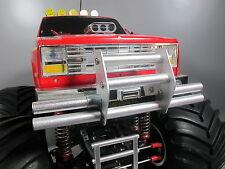 Aluminum Front Animal Bumper Protector Bar for Tamiya 1/10 R/C Super ClodBuster