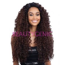 Freetress Equal Deep Invisible L Part Synthetic Brazilian Hair Lacefront Kitron