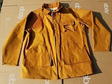 Vintage Bill Palmers BIG N SMALL GAME JACKET Hunting Shooting Pouch Size M