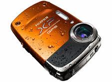 Fujifilm FinePix XP Series XP30 14.2MP Digital Camera - Orange Waterproof Action