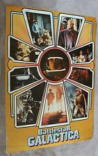 Battlestar Galactica 1978 Larson Richard Hatch CYLON 10 Photo Poster VGEX C7