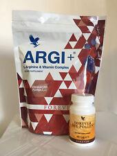 Forever Living ARGI+ with L-Arginine & Bee Pollen,100 tabl. KOSHER.Exp.2020-2021