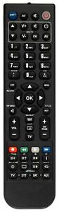 Replacement remote for Rotel RX1052, RRAT95
