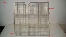 Besteckschublade Geschirrspülmaschine Miele Breite: 47 cm Länge 45,5 cm