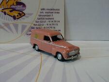 "Brekina 29376-Volvo Duo ""Göta"" année de fabrication 1955 in ""Pink"" 1:87 NEUF"