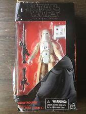 "Star Wars The Black Series 6"" SNOW TROOPER #35 Figure New/Sealed"