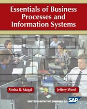 NEW BOOK Essentials of Business Processes and Information Systems by Simha R. Ma