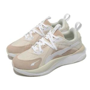 Puma RS-Curve Tones Wns Ivory Marshmallow Women Dad Casual Lifestyle 375783-01
