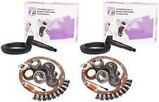 "83-92 Ford F150 8.8"" Dana 44 Reverse 4.11 Ring and Pinion Master Yukon Gear Pkg"