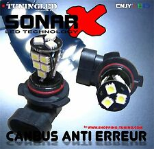 2 AMPOULE 21 LED SMD HB4 9006 BLANC XENON 6000K SANS POLARITE ANTI ERREUR ODB