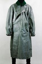 WWII German Motorcyclist raincoat rubber replica 2XL
