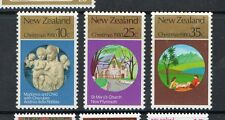 New Zealand 1980 Christmas MNH mint set of stamps