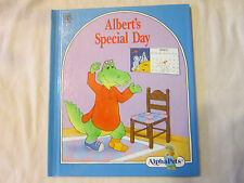 Albert's Special Day AlphaPets Hardcover