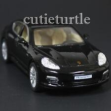 Kinsmart Porsche Panamera S 1:40 Diecast Toy Car Black