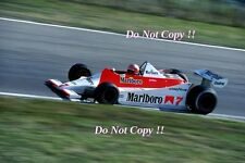 John Watson McLaren M29 Dutch Grand Prix 1979 Photograph
