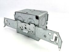 """RACO 504 Switch Box 2-1/2"""" Deep Metal/Wood"""