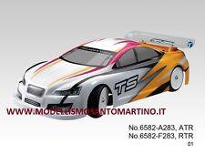 THUNDER TIGER TS4E AUTO RC ELETTRICA BRUSHLESS 4WD RTR RADIO 2.4 GHZ ART.6582