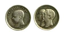 pcc1838_67) Médaille Napoléon III BAPTEME DU PRINCE IMPERIAL 14 juin 1856 mm 16