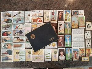 Players Wills Cigarette Cards Players Tin Collectable Job Lot Various