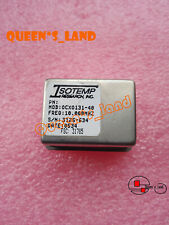 1 Isotemp Ocxo 131 40 10mhz 12v Sine Wave 36x27x17mm Crystal Oscillator