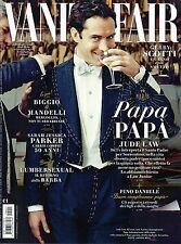 Vanity Fair.Jude Law,Hollywood,Rafferty,Michelle Hunziker, Pino Daniele,ccc