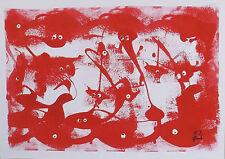 Zeitgenössische künstlerische Malerei mit Acryl-Technik