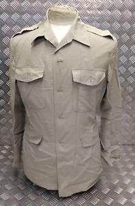 Genuine British ARMY No 6 Dress Jungle / Safari / Jacket No Buttons - All Sizes