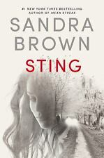 New SEALED Audio Book STING by Sandra Brown CDs Unabridged Great Story
