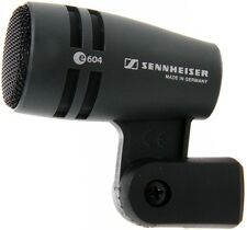 Sennheiser e604 Compact Dynamic Cardioid Instrument Microphone new