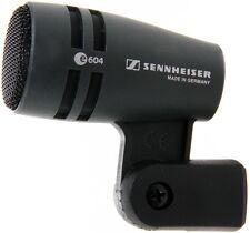 Sennheiser e604 Compact Dynamic Cardioid Instrument Microphone new