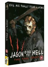 FRIDAY THE 13TH PART 9 - JASON GOES TO HELL John D. LeMay, Steven NEW UK R2 DVD