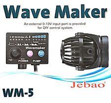 Jebao WM-5 Wave Maker with Variable Speed Marine Reef Aquarium Fish Tank Pump
