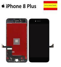 Pantalla LCD + Táctil para Iphone 8 Plus Negra Tactil Negro A1864 A1897 A1898
