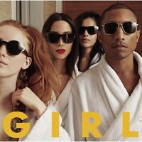 Pharrell Williams - G I R L [New & Sealed] CD