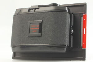[Almost MINT] Horseman 10EXP / 120 Roll Film Back Holder 6x7 for 4x5 From JAPAN