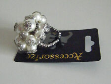 Accessorize Mixed Metals Costume Rings