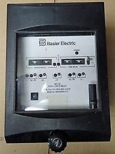 BASLER ELECTRIC BE1-25 SYNC CHECK RELAY IN EXCELLENT CONDITION