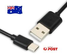 5m 3m 2m 1m USB 3.1 Type-C Adapter Cable Data Power Charger For HTC Wildfire X