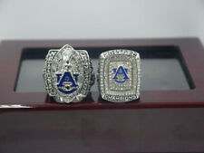 2 Pcs set 2010 2013 Auburn Tigers Championship Ring !