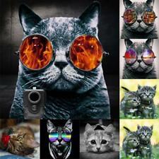 5D DIY Full Drill Diamond Painting Cat Cross Stitch Embroidery Mosaic Craft Kit