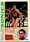 1978-79 Topps Basketball Cards 97