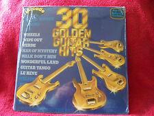 V. A. - 30 Golden Guitar Hits   German Arcade LP OVP NEU