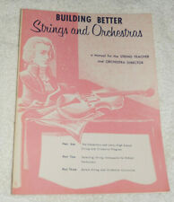 Songbook : Building Better Strings and Orchestra