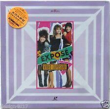 EXPOSE' Laserdisc Video Exposure Music Videos JAPAN LD Mega Rare