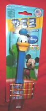 Disney Mickey Mouse Clubhouse Donald Duck Pez Dispenser New