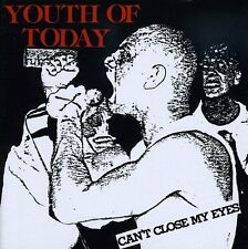 Can't Close My Eyes - Youth Of Today (1997, CD NIEUW)